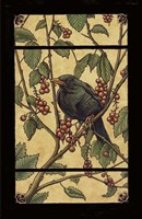 Apple Raven Fine-Art Print