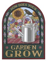 Apple Garden Grow Fine-Art Print