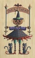 The Pumpkin Queen Fine-Art Print