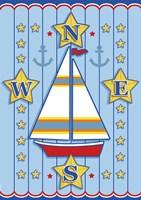 Nautical III Fine-Art Print