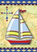 Nautical V Fine-Art Print