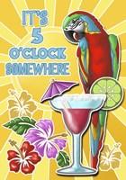 Five O'clock 1 Fine-Art Print