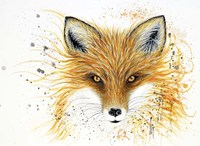 Fox Fire Fine-Art Print