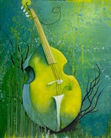 Sunken Dreams Cello Fine-Art Print
