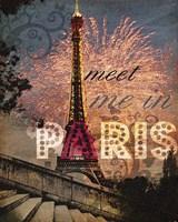 Paris 2 Fine-Art Print