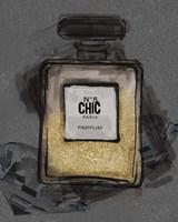 Chic Bottle 4 Fine-Art Print