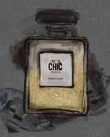 Chic Bottle 4 Fine-Art Print