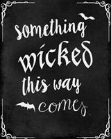 Something Wicked Fine-Art Print