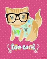 Too Cool Cat Fine-Art Print