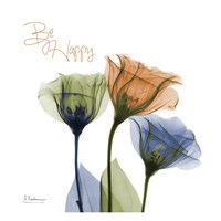 Gentian Be Happy Fine-Art Print