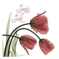 Laugh Out Loud Tulips L83 Fine-Art Print