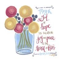 God Of Hope Fine-Art Print