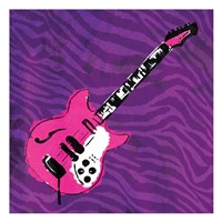Girly Guitar Mate Fine-Art Print