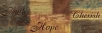 Faith Hope Cherish Fine-Art Print