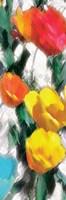 Glowing Florals Fine-Art Print