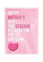 Mothers Awesome Fine-Art Print