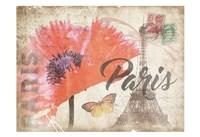 Mail To Paris Mate Fine-Art Print