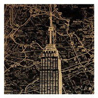 Empire Map Fine-Art Print
