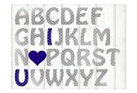 ABC Boy Framed Print
