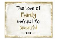 The Love of Family Fine-Art Print