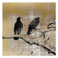 Black Birds 1 Fine-Art Print