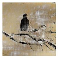 Black Birds 3 Fine-Art Print