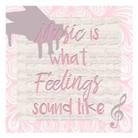 Music Is Fine-Art Print