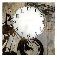 Motorcycle Time Fine-Art Print