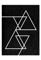 Black Triangle Fine-Art Print