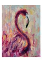 Flamingo Bliss 1 Fine-Art Print