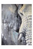 Majestic Pachyderm 1 Fine-Art Print