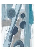 Blue Points III Fine-Art Print