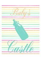 Baby's Castle Fine-Art Print