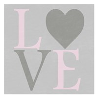 Love From The Heart 1 Fine-Art Print