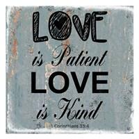 1 Corinthians Fine-Art Print