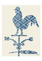 Weather Vane Rooster Fine-Art Print
