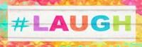 Laugh Hashtag Fine-Art Print