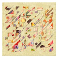 Abstract Quilt I Fine-Art Print