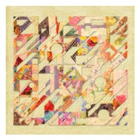 Abstract Quilt II Fine-Art Print