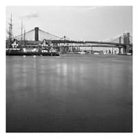 Brooklyn bw Fine-Art Print