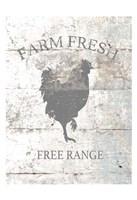Farm House Fresh Fine-Art Print