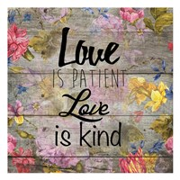 Love Patient Fine-Art Print
