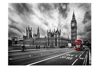 London Doubledecker Fine-Art Print