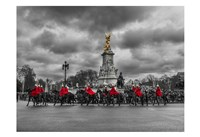 London Guards Fine-Art Print
