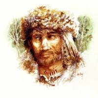 Frontier Man Fine-Art Print