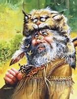 Bugged Mountain Man Fine-Art Print