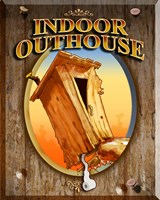 Indoor Outhouse Fine-Art Print