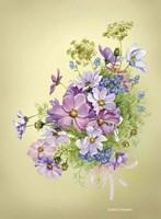 Bouquet of Summer Flowers Fine-Art Print