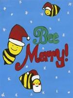 Bee Merry Fine-Art Print