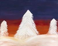 Winter Sunrise Fine-Art Print